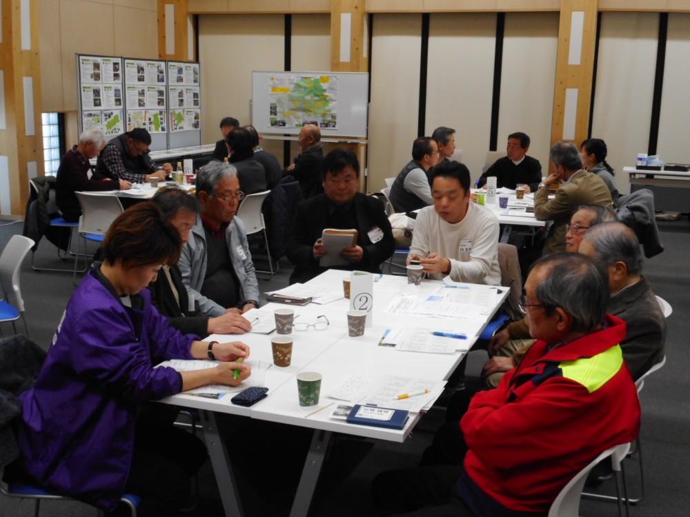 第7回東部の活躍人!交流会「持続可能な地域を目指す、私たちの挑戦!」